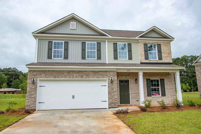 530 Curlew Circle (Lot 145), Sumter, SC 29150 (MLS #140970) :: Gaymon Gibson Group