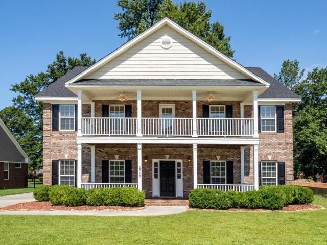 2010 Hatteras Way, Sumter, SC 29153 (MLS #141136) :: Gaymon Gibson Group