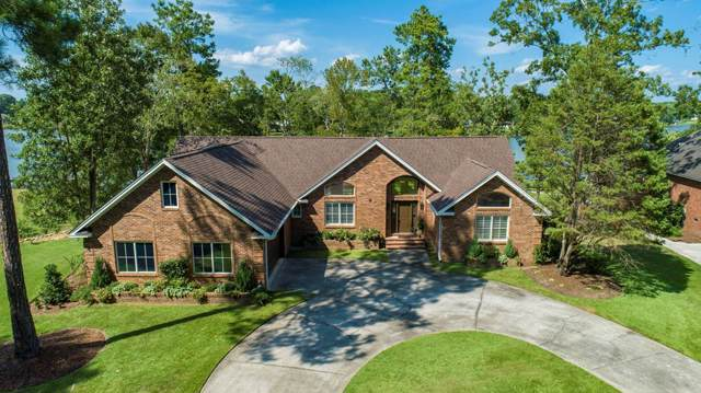 9 Green Lake Drive, Manning, SC 29102 (MLS #141459) :: Gaymon Gibson Group