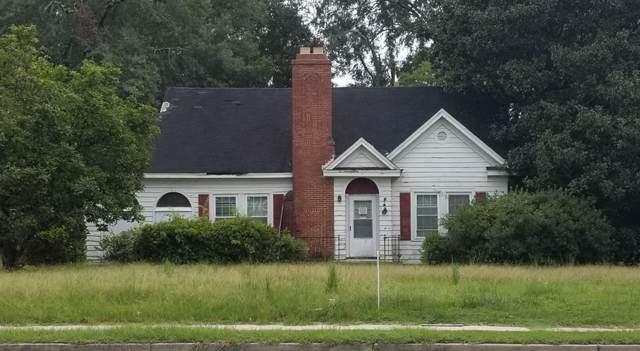 415 S Main St, Bishopville, SC 29010 (MLS #141578) :: Gaymon Gibson Group