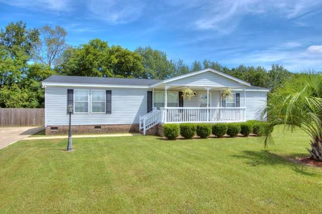 3625 Delaware, Dalzell, SC 29040 (MLS #141698) :: Gaymon Gibson Group