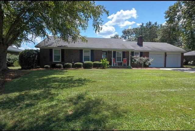 3140 Richland Rd., Sumter, SC 29154 (MLS #141755) :: Gaymon Gibson Group