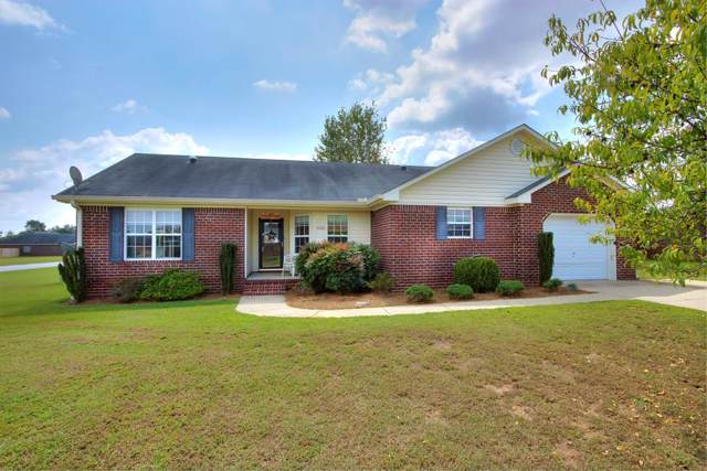 4260 Mossy Oak Lane, Dalzell, SC 29040 (MLS #141829) :: Gaymon Gibson Group