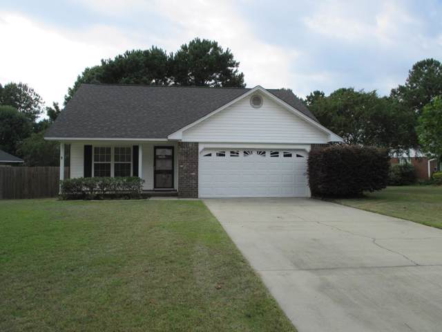 3055 British Lane, Sumter, SC 29153 (MLS #141843) :: Gaymon Gibson Group