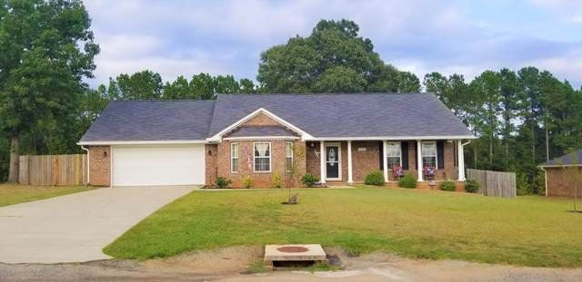 4450 Excursion Drive, Dalzell, SC 29040 (MLS #141865) :: Gaymon Gibson Group