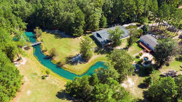 1090 And 1098 Winding Pond Rd, Manning, SC 29102 (MLS #141914) :: Gaymon Gibson Group