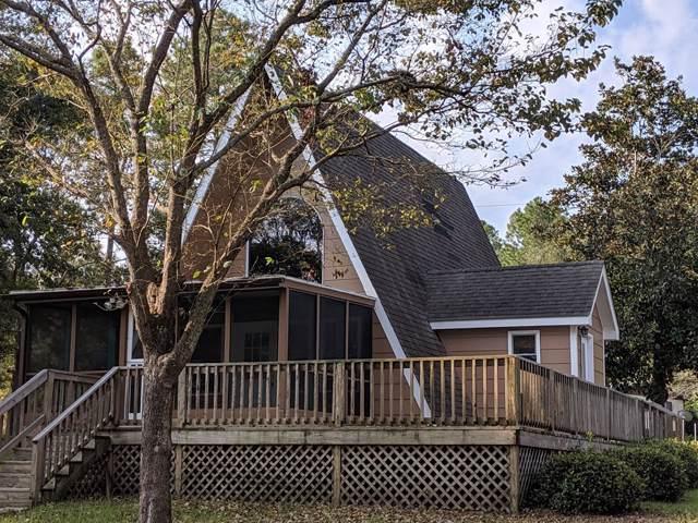 231 Belvedere Drive, Eutawville, SC 29048 (MLS #142065) :: Gaymon Gibson Group