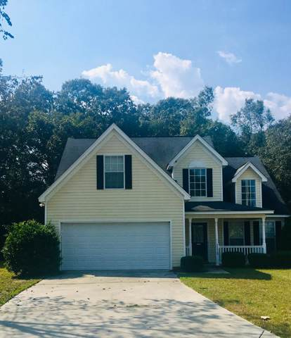 1119 Chivalry St, Sumter, SC 29154 (MLS #142129) :: Gaymon Gibson Group
