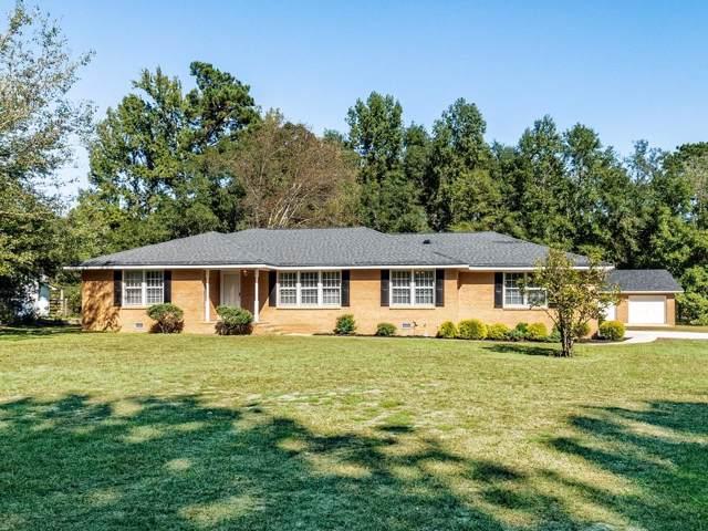 2179 Tanglewood Rd, Sumter, SC 29154 (MLS #142160) :: Gaymon Gibson Group