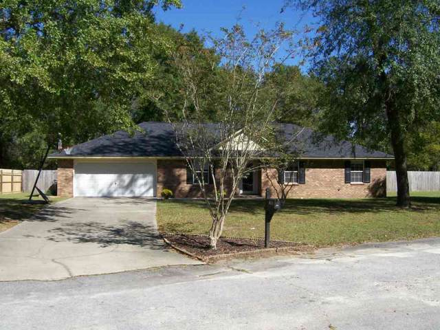 1385 Pepperidge, Sumter, SC 29154 (MLS #142252) :: Gaymon Gibson Group