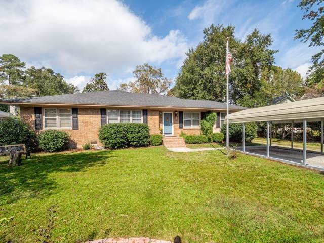 725 Baldwin Drive, Sumter, SC 29150 (MLS #142353) :: Gaymon Gibson Group