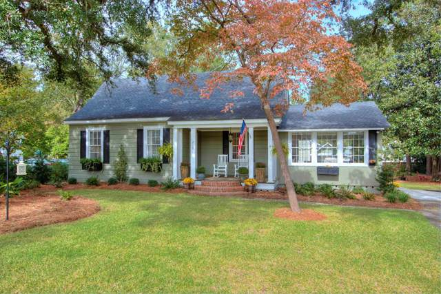 215 Hasel St., Sumter, SC 29150 (MLS #142368) :: Gaymon Gibson Group