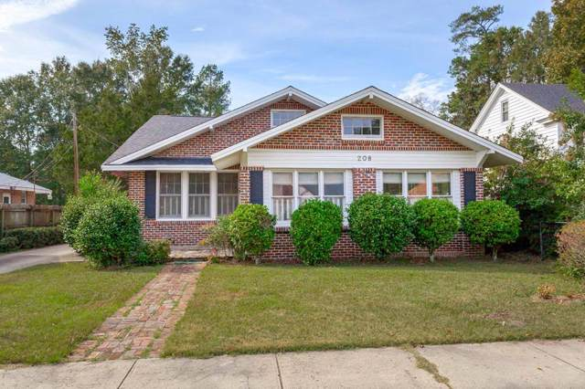 208 N Purdy, Sumter, SC 29150 (MLS #142412) :: Gaymon Gibson Group