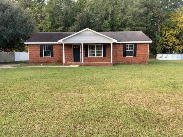 100 Little John Ln., Sumter, SC 29153 (MLS #142414) :: Gaymon Gibson Group