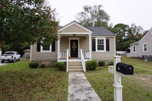 18 Lawton Cir, Sumter, SC 29150 (MLS #142467) :: Gaymon Gibson Group