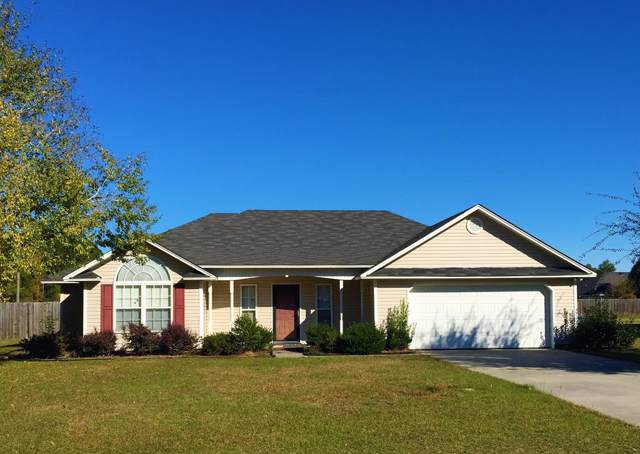 2895 Amidala, Sumter, SC 29150 (MLS #142479) :: Gaymon Gibson Group