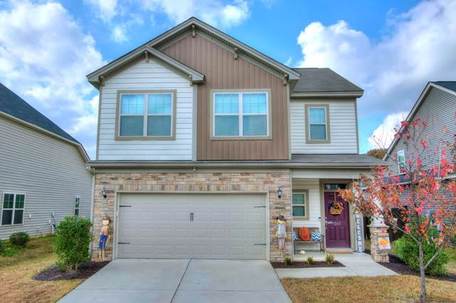 1507 Ruger Dr, Sumter, SC 29150 (MLS #142512) :: Gaymon Gibson Group