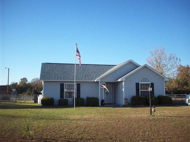 3945 Nazarene Church Road, Sumter, SC 29154 (MLS #142558) :: Gaymon Gibson Group