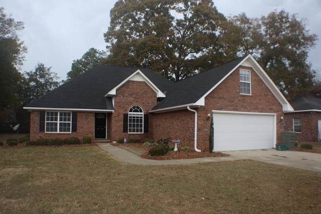 211 Guyton Dr, Sumter, SC 29150 (MLS #142606) :: The Litchfield Company