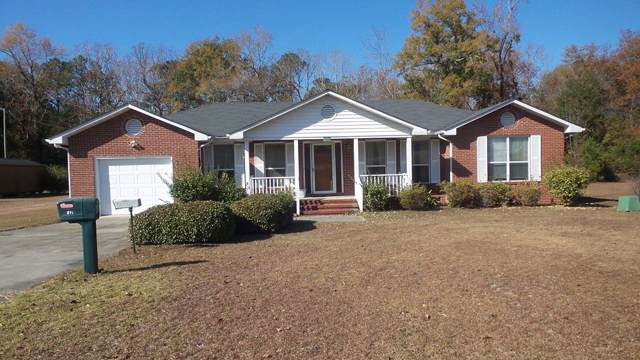 211 Neds Cove, Santee, SC 29142 (MLS #142615) :: Gaymon Gibson Group