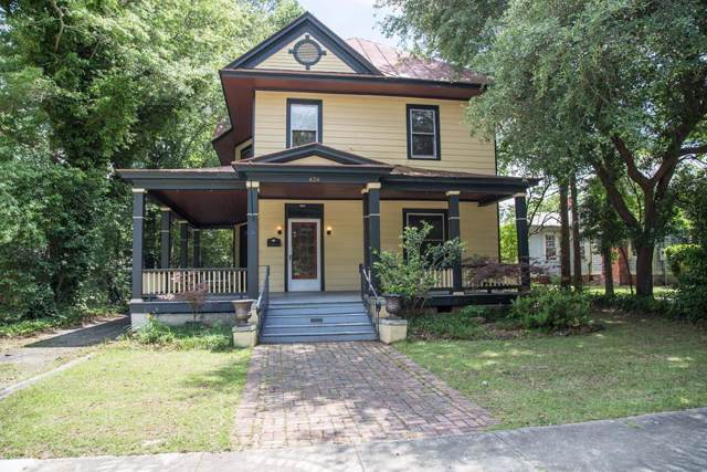 424 W Hampton Ave, Sumter, SC 29150 (MLS #142669) :: Gaymon Gibson Group