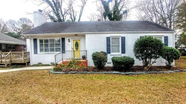 514 Adams Ave, Sumter, SC 29150 (MLS #142756) :: Gaymon Gibson Group