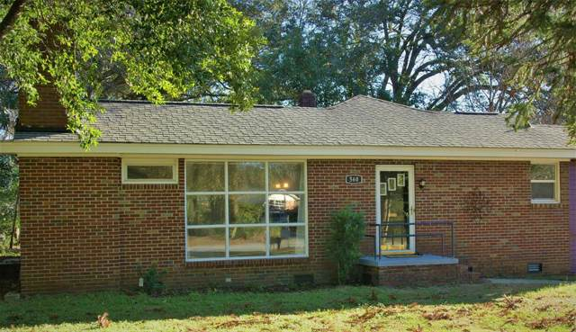 560 Mattison Ave, Sumter, SC 29150 (MLS #142871) :: Gaymon Gibson Group