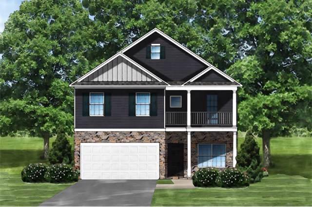 3672 Moseley(Lot 101), Sumter, SC 29154 (MLS #142872) :: Gaymon Gibson Group