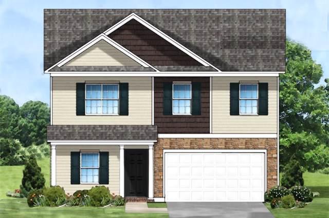 3117 Moseley Drive(Lot 84), Sumter, SC 29154 (MLS #142878) :: Gaymon Gibson Group