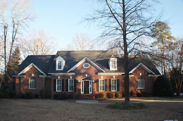 780 Oak Brook Blvd, Sumter, SC 29150 (MLS #142884) :: Gaymon Gibson Group