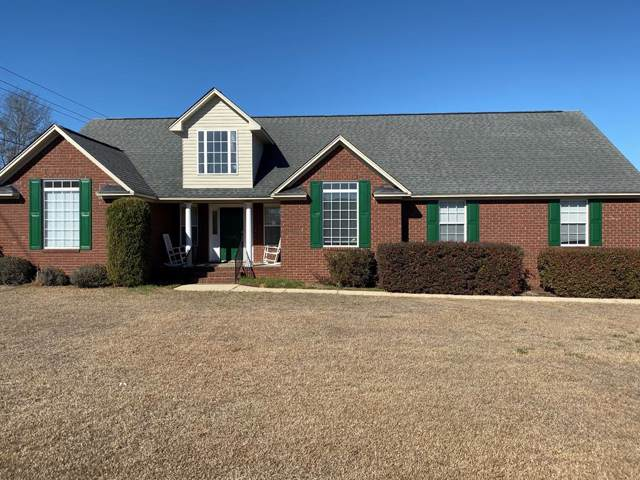3245 Arborwood Drive, Sumter, SC 29154 (MLS #142889) :: Gaymon Gibson Group
