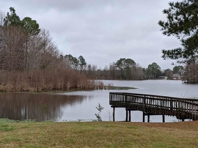 440 Fountain Lake Drive, Eutawville, SC 29048 (MLS #142931) :: Gaymon Gibson Group