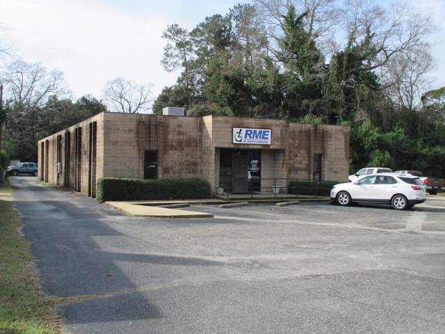 246 Broad St, Sumter, SC 29150 (MLS #142943) :: Gaymon Gibson Group