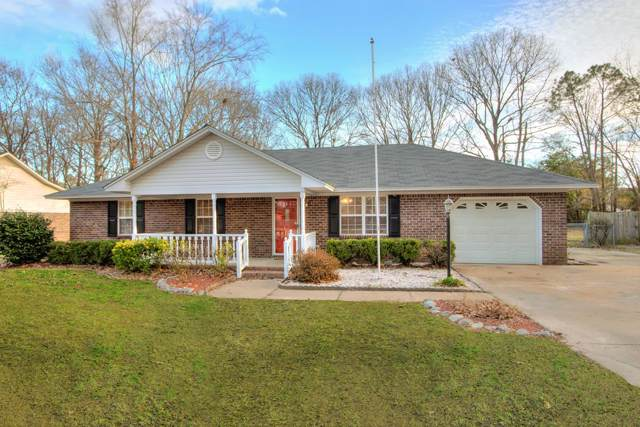 2124 Mccrays Mill Rd, Sumter, SC 29154 (MLS #142965) :: Gaymon Gibson Group