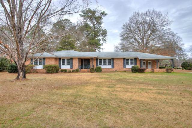 635 Henderson, Sumter, SC 29150 (MLS #142988) :: Gaymon Gibson Group