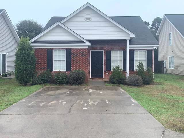 20 Whitepine Ct, Sumter, SC 29154 (MLS #142989) :: Gaymon Gibson Group