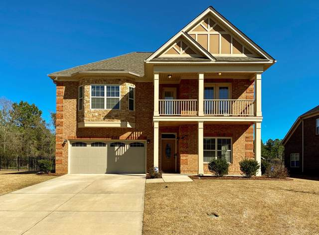 695 Curlew Circle, Sumter, SC 29150 (MLS #143109) :: Gaymon Gibson Group