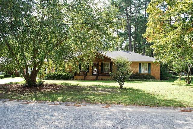 200 Curtiswood Dr, Sumter, SC 29150 (MLS #143149) :: Gaymon Gibson Group