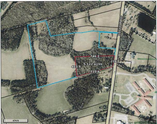 0 Raccoon Road (5.1Ac+/-;Portion Of 28.42Ac+/-), Manning, SC 29102 (MLS #143232) :: Realty One Group Crest