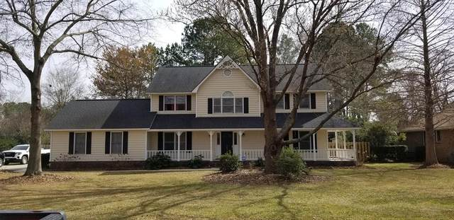 2680 Pintail Drive, Sumter, SC 29150 (MLS #143312) :: The Litchfield Company
