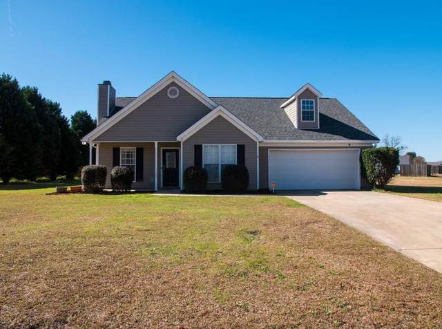 3155 Expedition Dr, Dalzell, SC 29040 (MLS #143316) :: The Litchfield Company