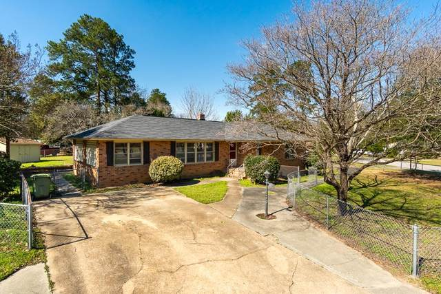 1833 W Oakland Ave, Sumter, SC 29150 (MLS #143321) :: The Litchfield Company