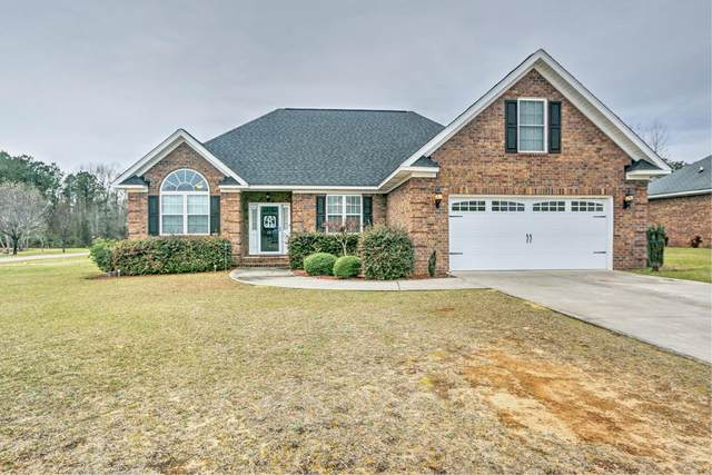 280 Wendemere Dr, Sumter, SC 29153 (MLS #143323) :: The Litchfield Company