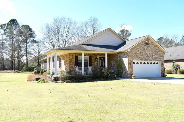 314 Lake Arbu Dr., Manning, SC 29102 (MLS #143462) :: The Litchfield Company