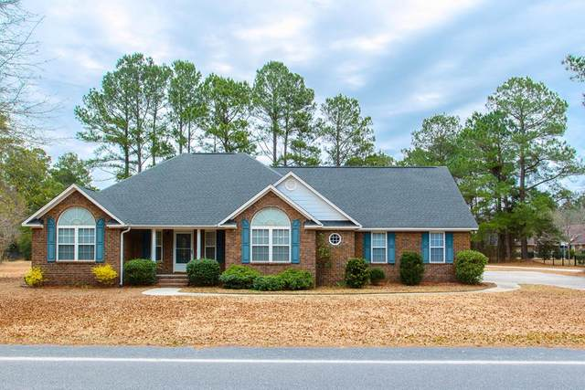 605 Torrey Pines Dr, Sumter, SC 29150 (MLS #143463) :: The Litchfield Company