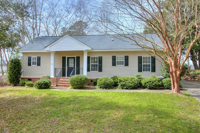 1660 Lakeshore Drive, Manning, SC 29102 (MLS #143471) :: The Litchfield Company