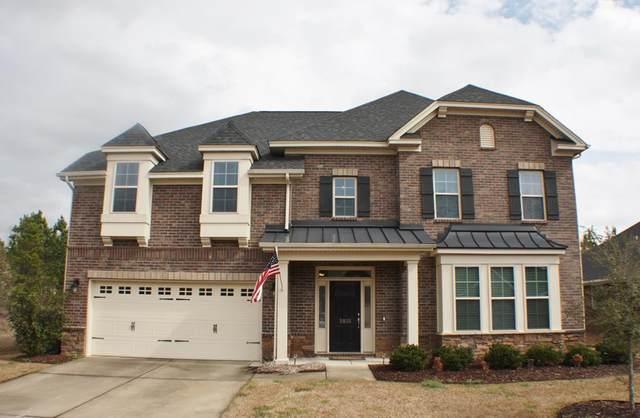2035 Hatteras Way, Sumter, SC 29153 (MLS #143478) :: Gaymon Gibson Group
