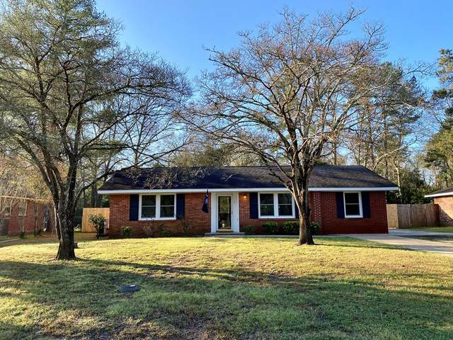 24 Burkett Drive, Sumter, SC 29150 (MLS #143513) :: Gaymon Gibson Group