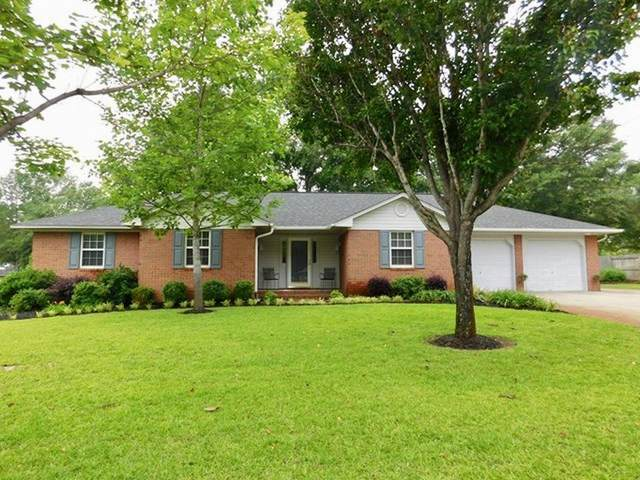 1390 Kentwood Dr, Sumter, SC 29154 (MLS #143578) :: The Litchfield Company