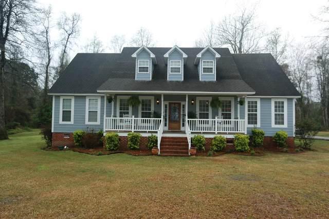 2174 Tanglewood Rd, Sumter, SC 29154 (MLS #143610) :: Gaymon Gibson Group